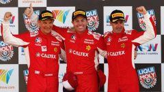 I piloti del team Maranello Motorsport - 12 Ore di Bathurst