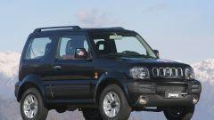 Suzuki Jimny 40° Limited Edition   - Immagine: 48
