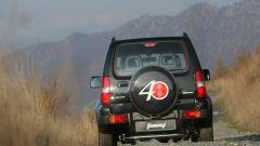 Suzuki Jimny 40° Limited Edition   - Immagine: 26