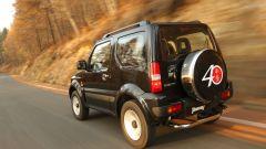 Suzuki Jimny 40° Limited Edition   - Immagine: 18