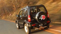 Suzuki Jimny 40° Limited Edition   - Immagine: 17