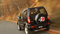 Suzuki Jimny 40° Limited Edition   - Immagine: 16
