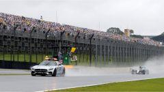 I primi giri dietro la Safety Car, è questo lo spettacolo della F1?