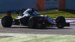I primi test in pista della Haas VF-17 - F1 2017