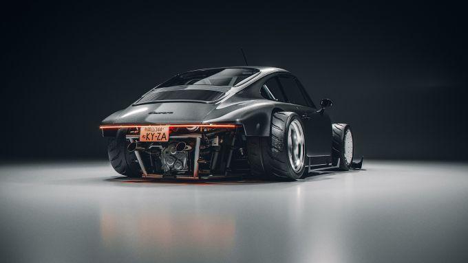 I puristi stiano alla larga da questa Porsche 911 apocalittica
