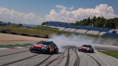 I Red Bull Driftbrothers e le loro BMW M4 Competition preparate