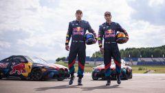 I Red Bull Driftbrothers Elias e Johannes Hountondji