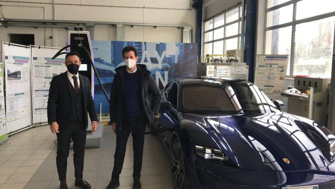 I responsabili del progetto kWngo: Gianpiero Cascone e Diego Iannuzzi