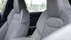 I sedili anteriori di Audi SQ8