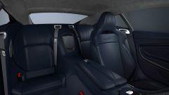I sedili della Aston Martin DBS Superleggera Concorde