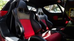I sedili della Ferrari Enzo venduta all'asta