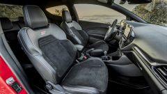 I sedili della Fiesta ST 2018 sono firmati Recaro