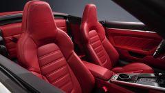 I sedili di Porsche 911 Turbo S 2020