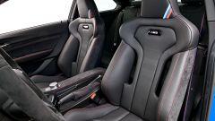 I sedili racing della BMW M2 CS 2020