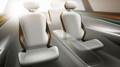 I sedili singoli della Volkswagen ID. Space Vizzion1