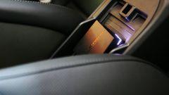 I sensori inviano i dati a un ricevitore posto all'interno del veicolo che poi li invia allo smartphone - Michelin Track Connec