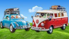 I set Volkswagen di Playmobil