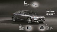 I sistemi Bosch sulle nuove Maserati