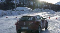 I test invernali promossi da Assogomma - test guidabilità