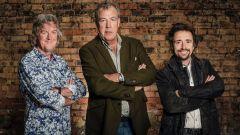 I tre giornalisti inglesi