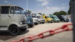 I veicoli commerciali Mercedes-Benz, dal 1955 a oggi