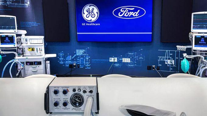 I ventilatori realizzati da Ford
