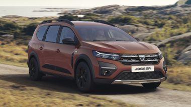 IAA 2021: la nuova Dacia Jogger svelata in anteprima mondiale a Monaco