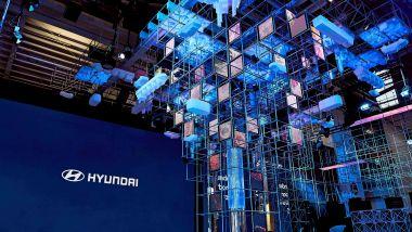 IAA 2021, lo stand Hyundai