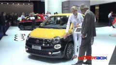 IAA Francoforte 2015: la gamma Fiat 500 - Immagine: 3