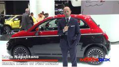 IAA Francoforte 2015: la gamma Fiat 500 - Immagine: 6