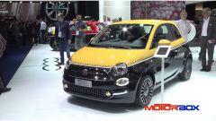 IAA Francoforte 2015: la gamma Fiat 500 - Immagine: 7