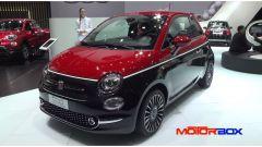 IAA Francoforte 2015: la gamma Fiat 500 - Immagine: 10
