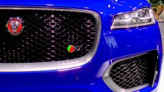 IAA Francoforte 2015: la Jaguar F-Pace - Immagine: 11