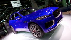 IAA Francoforte 2015: la Jaguar F-Pace - Immagine: 1