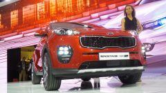 IAA Francoforte 2015: la nuova Kia Sportage - Immagine: 1