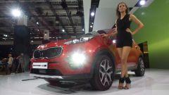 IAA Francoforte 2015: la nuova Kia Sportage - Immagine: 3