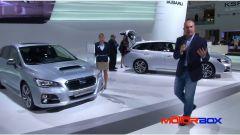 IAA Francoforte 2015: la Subaru Levorg - Immagine: 3