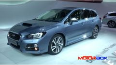 IAA Francoforte 2015: la Subaru Levorg - Immagine: 1