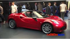 IAA Francoforte 2015: l'Alfa Romeo Giulia Quadrifoglio Verde - Immagine: 13