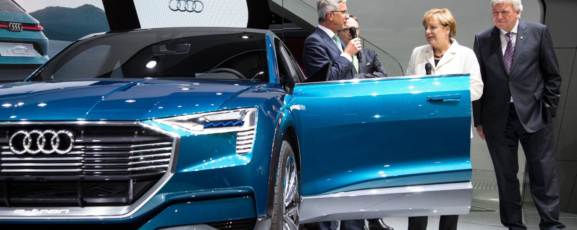 IAA Francoforte 2015: le novità Audi