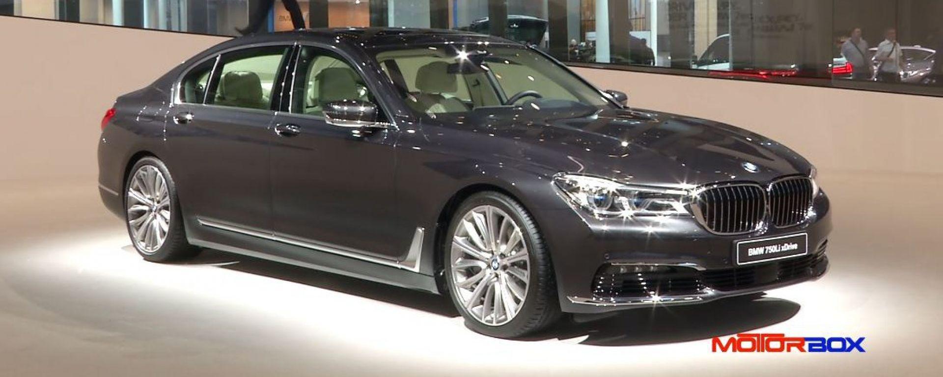 IAA Francoforte 2015: le novità del Gruppo BMW