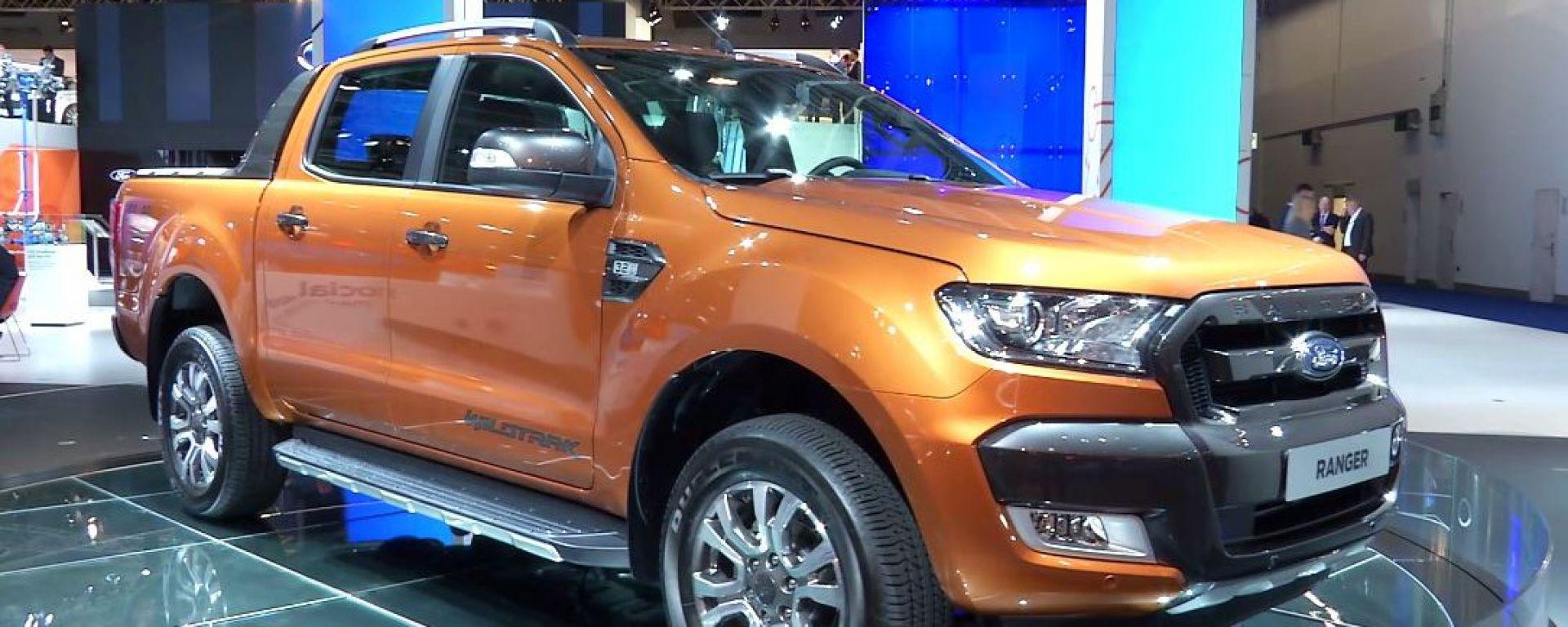 IAA Francoforte 2015: le novità Ford