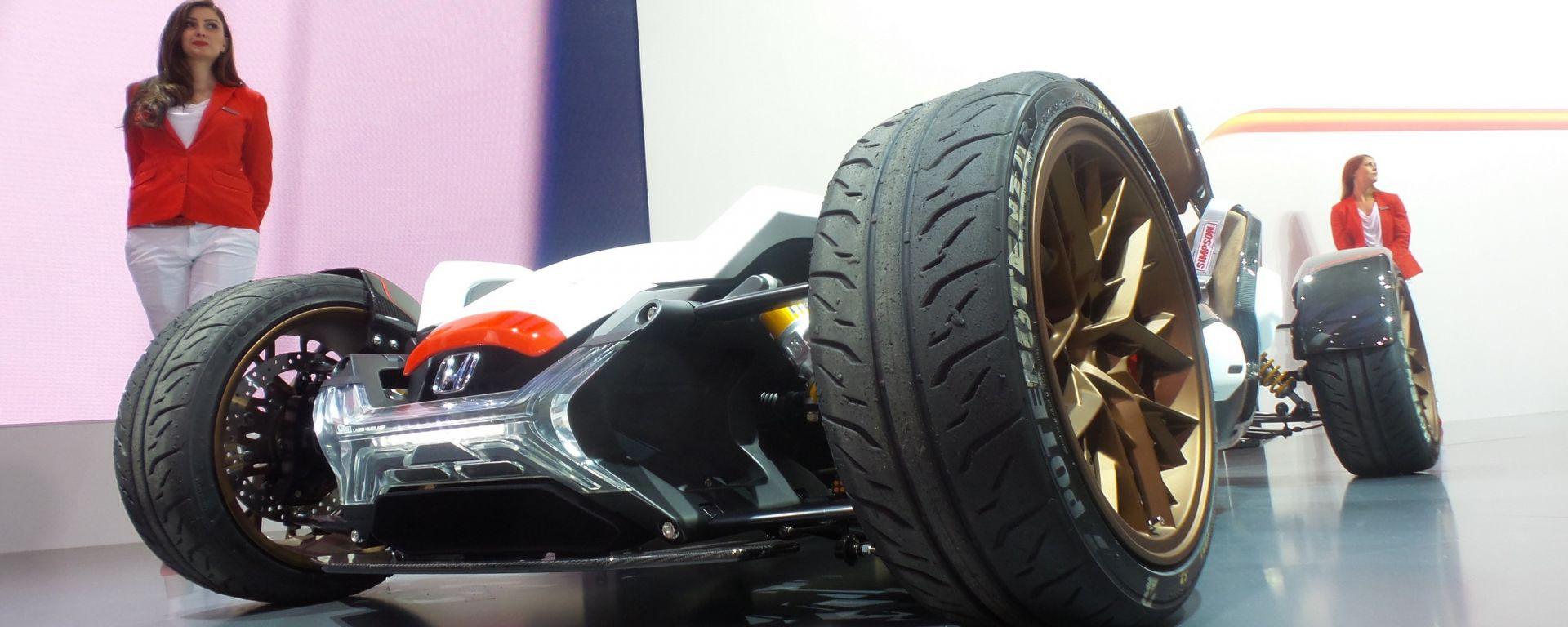 IAA Francoforte 2015: le novità Honda