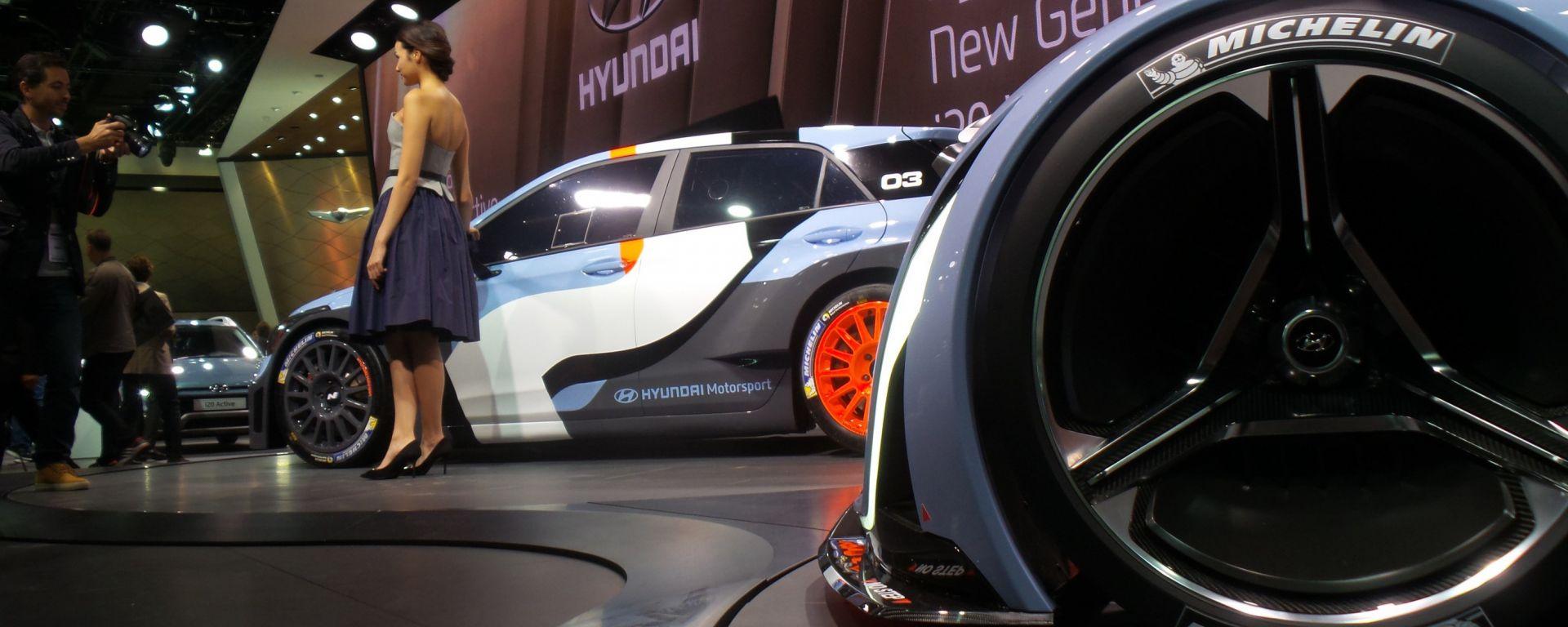 IAA Francoforte 2015: le novità Hyundai