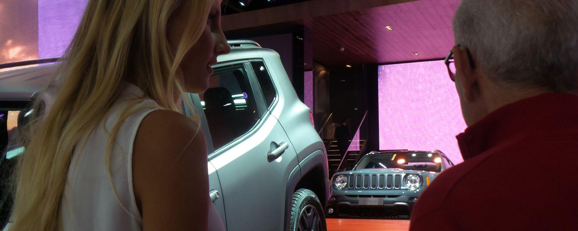 IAA Francoforte 2015: le novità Jeep