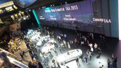 IAA Francoforte 2015: le novità Mercedes e Smart - Immagine: 12
