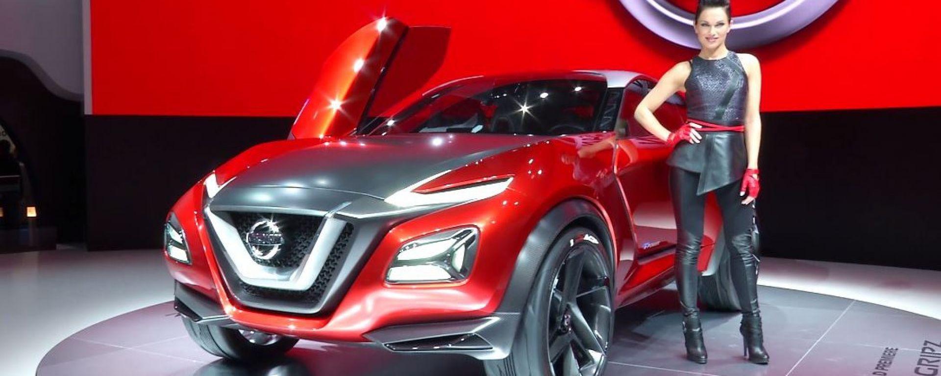 IAA Francoforte 2015: le novità Nissan