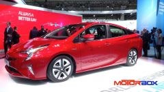 IAA Francoforte 2015: le novità Toyota - Immagine: 1