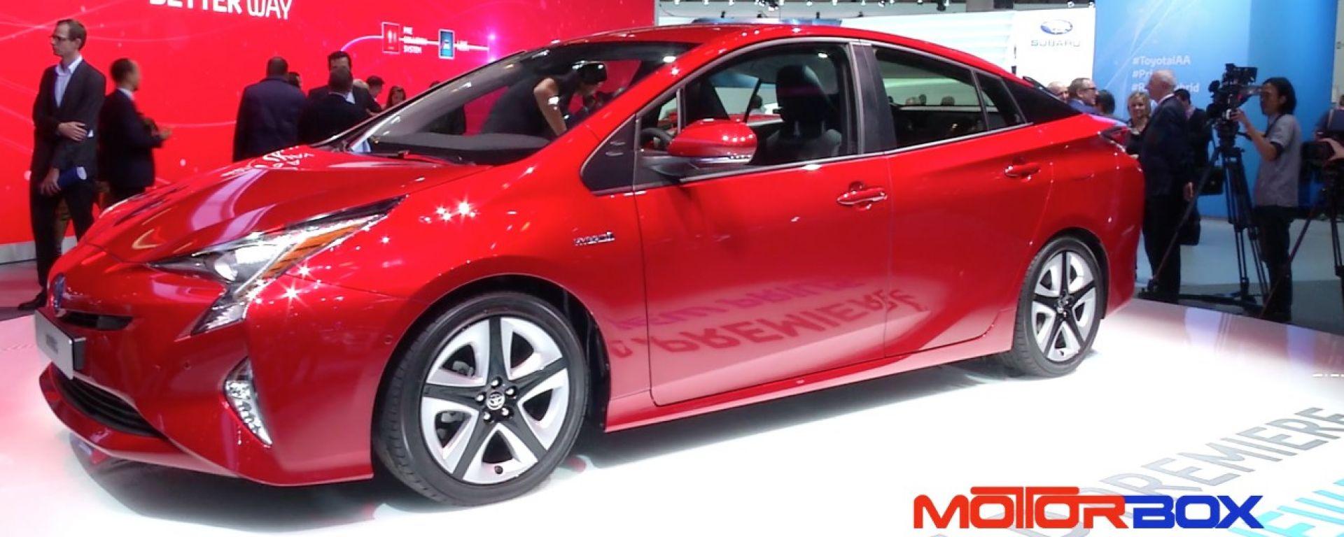 IAA Francoforte 2015: le novità Toyota