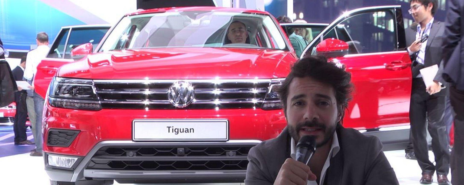IAA Francoforte 2015: le novità Volkswagen